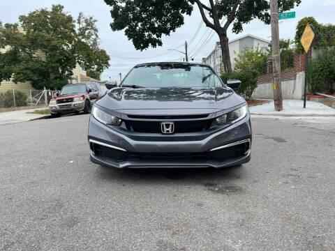 2020 Honda Civic for sale at Kapos Auto, Inc. in Ridgewood NY