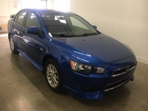 2012 Mitsubishi Lancer for sale at CHAGRIN VALLEY AUTO BROKERS INC in Cleveland OH