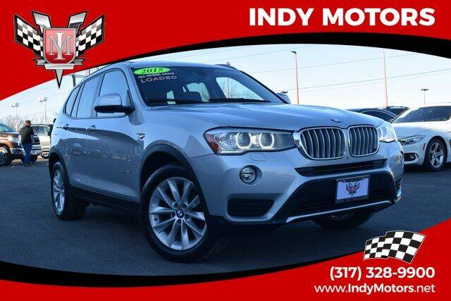 2015 BMW X3 for sale at Indy Motors Inc in Indianapolis IN