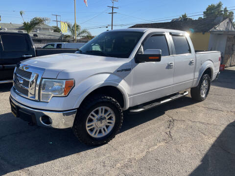 2010 Ford F-150 for sale at JR'S AUTO SALES in Pacoima CA