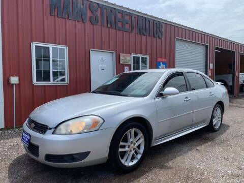 2011 Chevrolet Impala for sale at Main Street Autos Sales and Service LLC in Whitehouse TX