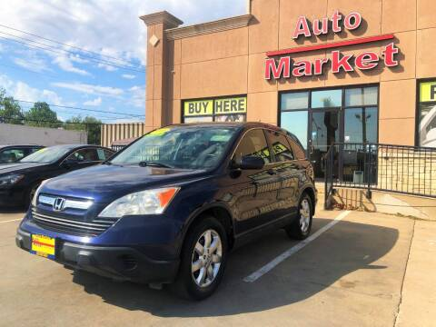 2008 Honda CR-V for sale at Auto Market in Oklahoma City OK