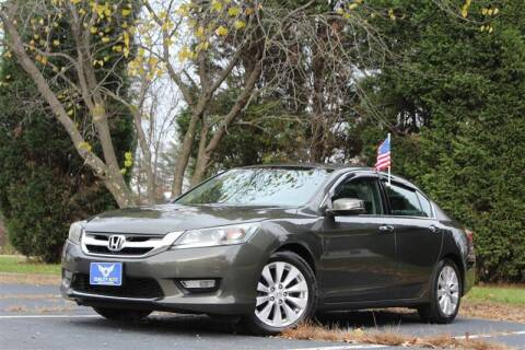 2013 Honda Accord for sale at Quality Auto in Manassas VA