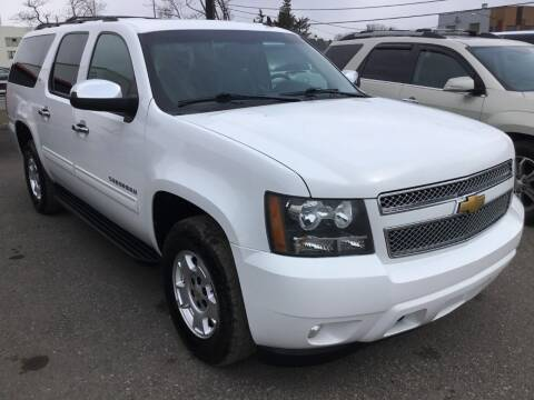 2012 Chevrolet Suburban for sale at eAutoDiscount in Buffalo NY