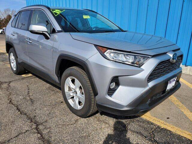 2019 Toyota RAV4 for sale at Piehl Motors - PIEHL Chevrolet Buick Cadillac in Princeton IL