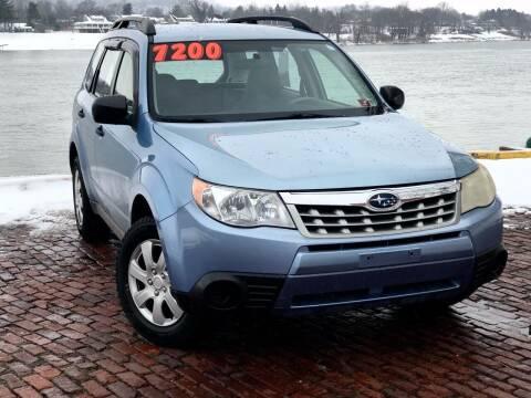 2011 Subaru Forester for sale at PUTNAM AUTO SALES INC in Marietta OH