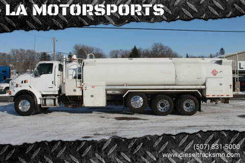2009 Sterling L8500 Series for sale at LA MOTORSPORTS in Windom MN