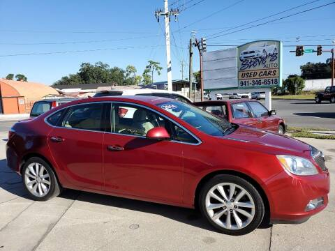 2014 Buick Verano for sale at Steve's Auto Sales in Sarasota FL