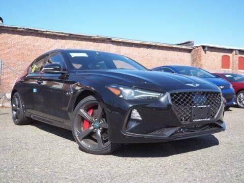 2021 Genesis G70 for sale at Mirak Hyundai in Arlington MA