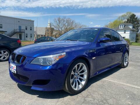 2006 BMW M5 for sale at 1NCE DRIVEN in Easton PA