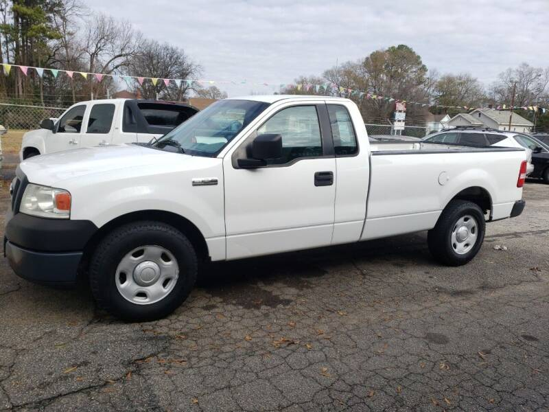 2005 Ford F-150 for sale at A-1 Auto Sales in Anderson SC