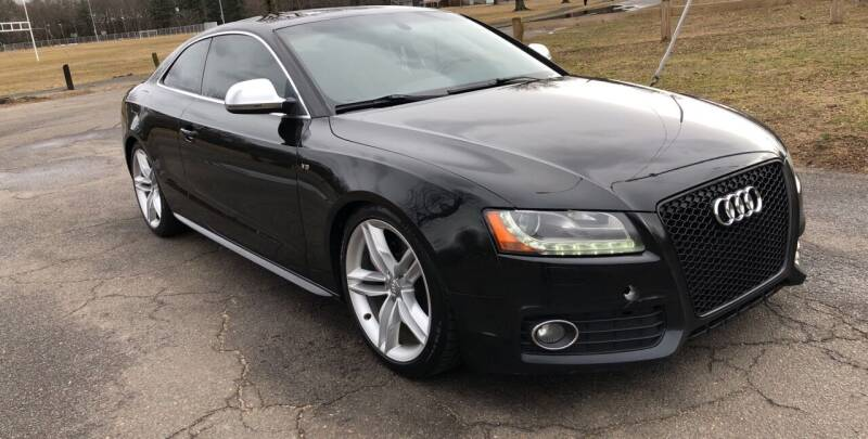 2009 Audi S5 for sale at Choice Motor Car in Plainville CT