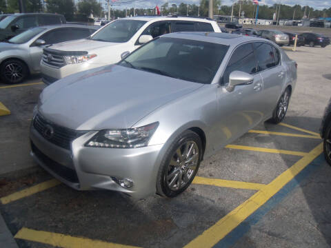 2013 Lexus GS 350 for sale at ORANGE PARK AUTO in Jacksonville FL