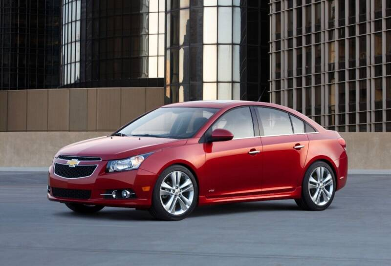 2014 Chevrolet Cruze for sale at RED TAG MOTORS in Sycamore IL