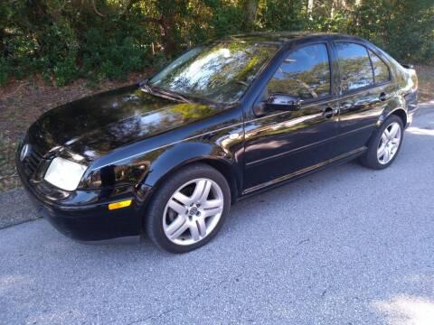 2003 Volkswagen Jetta for sale at Low Price Auto Sales LLC in Palm Harbor FL