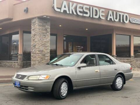 1997 Toyota Camry for sale at Lakeside Auto Brokers Inc. in Colorado Springs CO