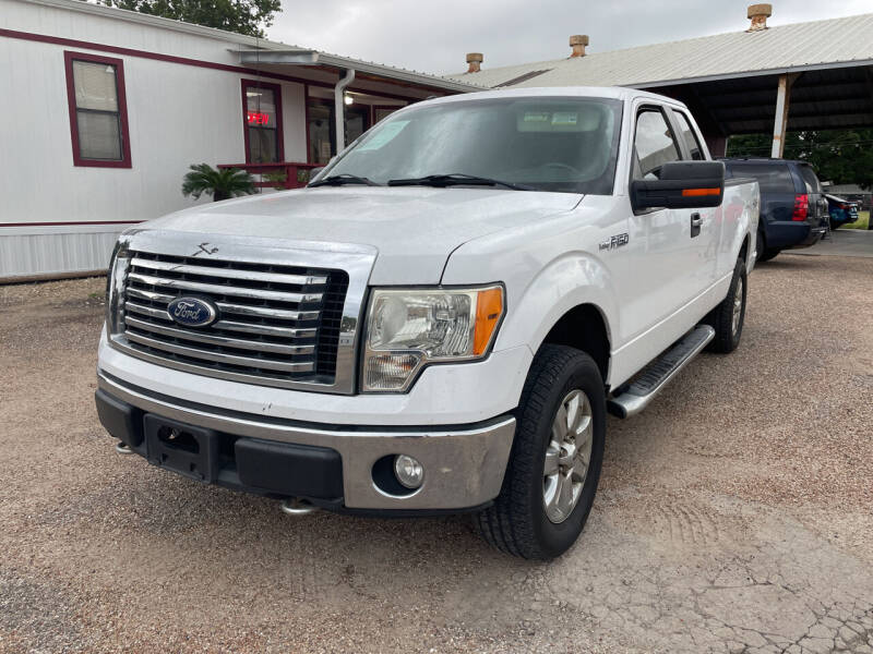 2010 Ford F-150 for sale at M & M Motors in Angleton TX