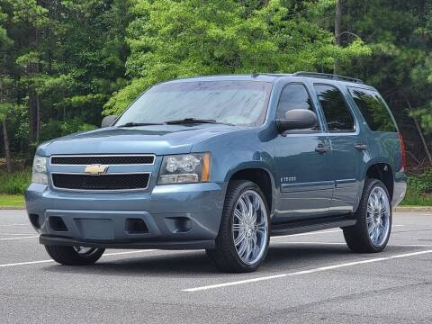 2008 Chevrolet Tahoe for sale at United Auto Gallery in Suwanee GA