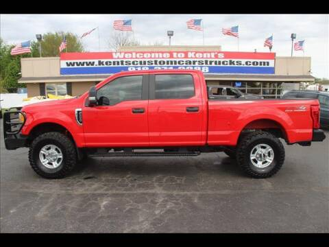 2017 Ford F-250 Super Duty for sale at Kents Custom Cars and Trucks in Collinsville OK