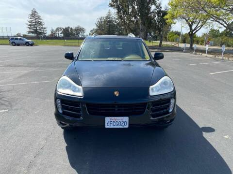 2008 Porsche Cayenne for sale at CARFORNIA SOLUTIONS in Hayward CA