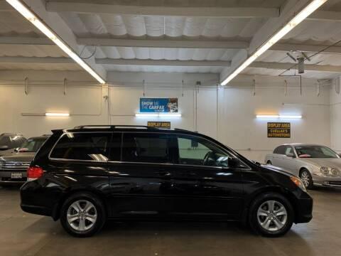 2010 Honda Odyssey for sale at Cuellars Automotive in Sacramento CA