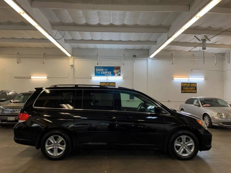 2010 Honda Odyssey for sale at Cuellars Automotive in Sacramento CA