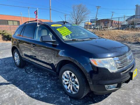 2008 Ford Edge for sale at Fields Corner Auto Sales in Dorchester MA
