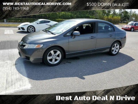 2009 Honda Civic for sale at Best Auto Deal N Drive in Hollywood FL