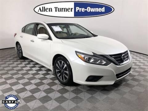 2017 Nissan Altima for sale at Allen Turner Hyundai in Pensacola FL