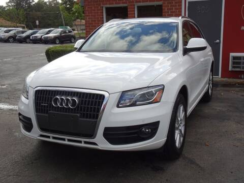 2012 Audi Q5 for sale at AP Automotive in Cary NC