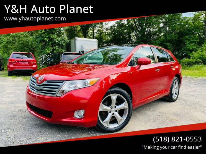 2009 Toyota Venza for sale at Y&H Auto Planet in West Sand Lake NY