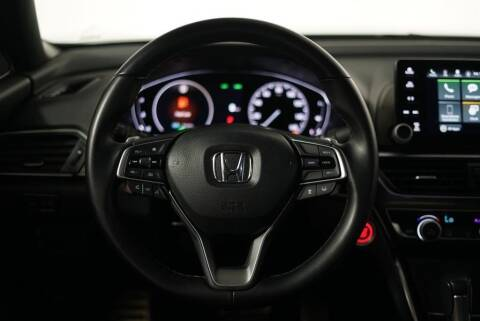 2020 Honda Accord for sale at CU Carfinders in Norcross GA