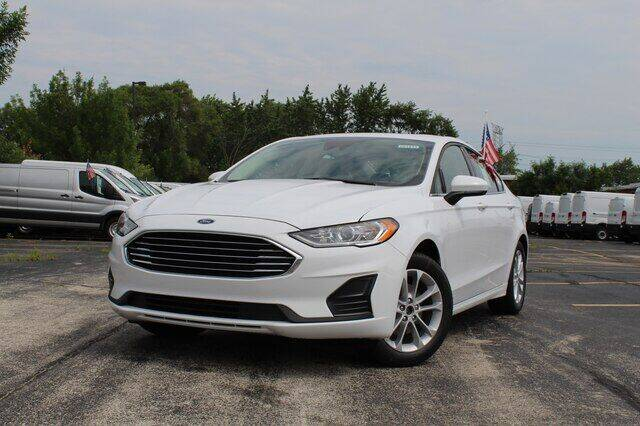 2020 Ford Fusion for sale in Niles, IL
