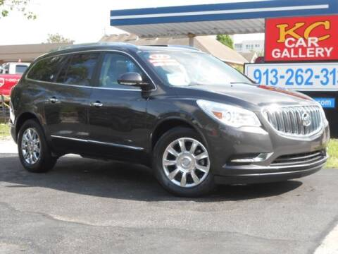 2013 Buick Enclave for sale at KC Car Gallery in Kansas City KS
