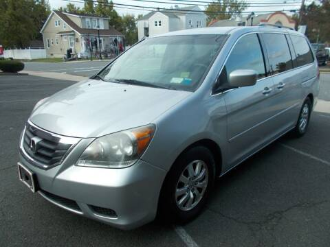 2010 Honda Odyssey for sale at Mercury Auto Sales in Woodland Park NJ