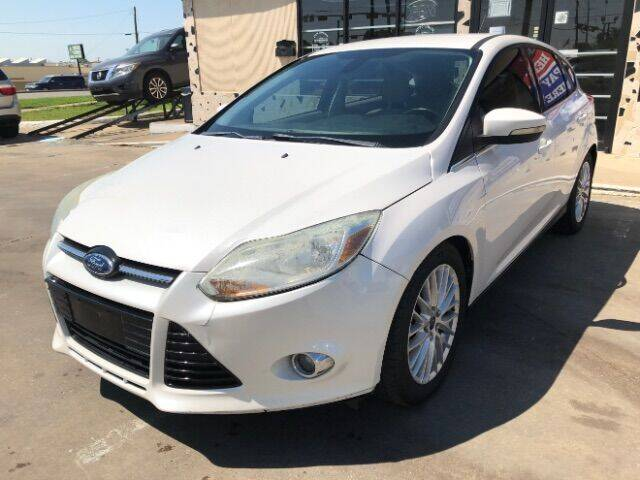 2012 Ford Focus for sale at Auto Limits in Irving TX