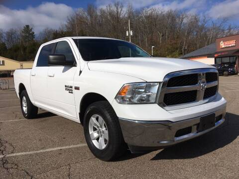 2019 RAM Ram Pickup 1500 Classic for sale at Borderline Auto Sales in Loveland OH