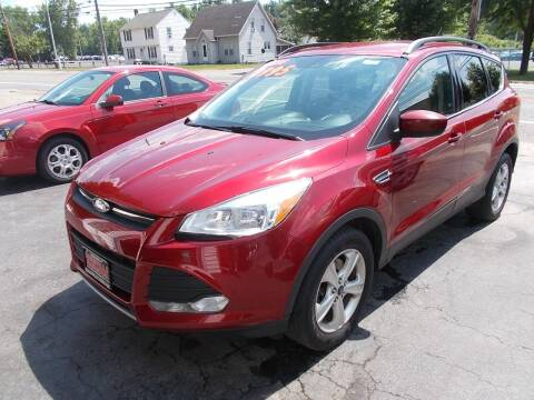 2016 Ford Escape for sale at Dansville Radiator in Dansville NY