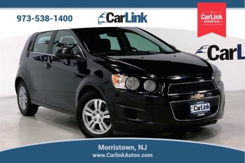 2015 Chevrolet Sonic for sale at CarLink in Morristown NJ