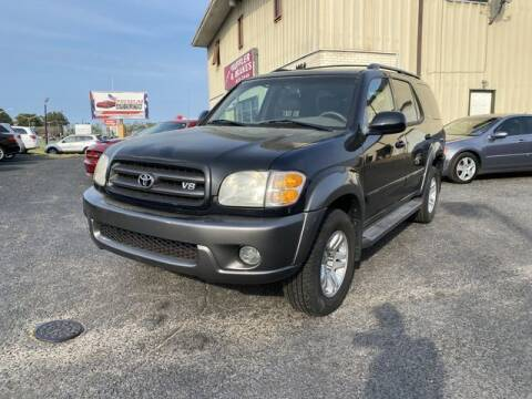 2004 Toyota Sequoia for sale at Premium Auto Collection in Chesapeake VA