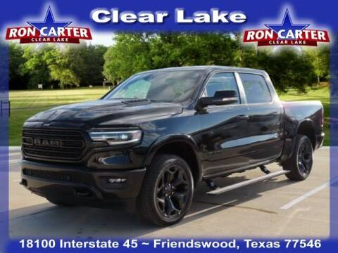 2021 RAM Ram Pickup 1500 for sale at Ron Carter  Clear Lake Used Cars in Houston TX
