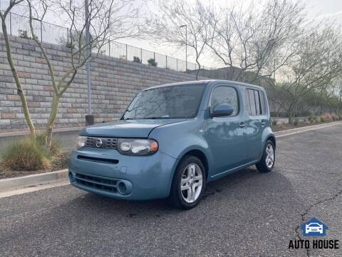 2009 Nissan cube for sale at AUTO HOUSE TEMPE in Tempe AZ