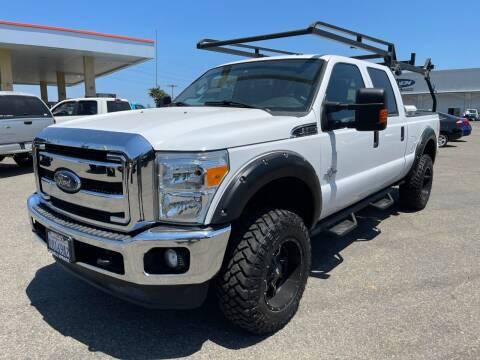 2016 Ford F-250 Super Duty for sale at Deruelle's Auto Sales in Shingle Springs CA