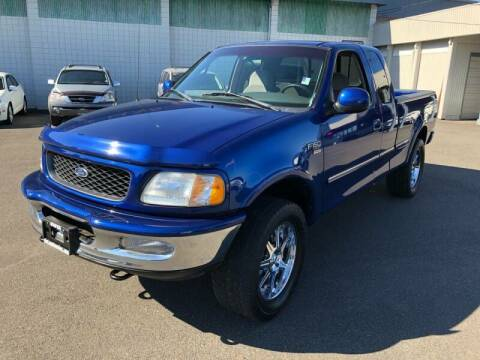 1998 Ford F-150 for sale at TacomaAutoLoans.com in Lakewood WA