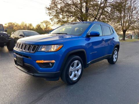 2018 Jeep Compass for sale at VK Auto Imports in Wheeling IL