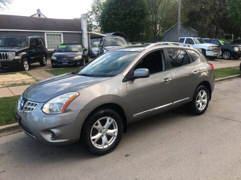 2011 Nissan Rogue for sale at CPM Motors Inc in Elgin IL