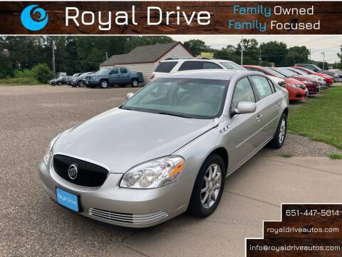 2007 Buick Lucerne for sale at Royal Drive in Newport MN