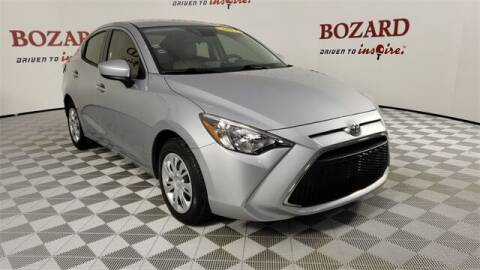 2019 Toyota Yaris for sale at BOZARD FORD in Saint Augustine FL