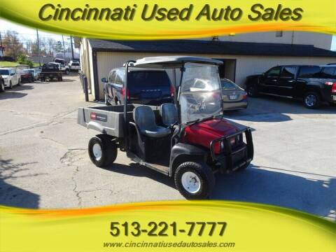 2016 Toro Workman for sale at Cincinnati Used Auto Sales in Cincinnati OH