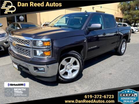 2014 Chevrolet Silverado 1500 for sale at Dan Reed Autos in Escondido CA